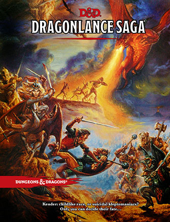 Dragonlance Saga for D&D 5e! - ConCentric Games