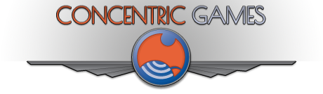 ConCentric Games logo